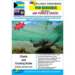 Explorer ChartBook: Far Bahamas and Turks & Caicos—5th Edition