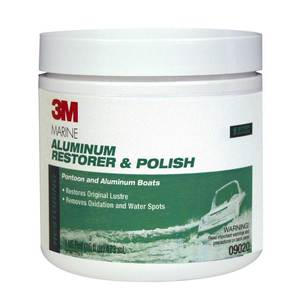 Aluminum Restorer & Polish Cleaner