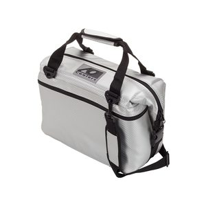12-Can Carbon Soft-Sided Cooler