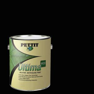 Ultima ECO Antifouling Paint, Black, Gallon