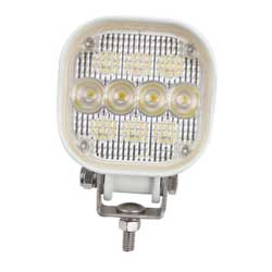 10 LED Deck Spotlight White