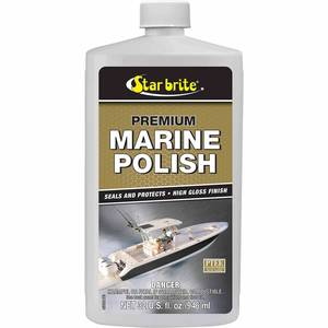 Premium Marine Polish with PTEF®, Quart