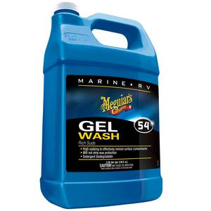 #54 Boat/RV Gel Wash, Gallon