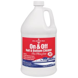 On and Off Hull/Bottom Cleaner, Gallon