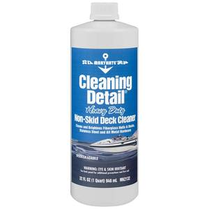 Cleaning Detail Heavy Duty Non-Skid Deck Cleaner