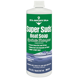 Super Suds Boat Soap, Quart