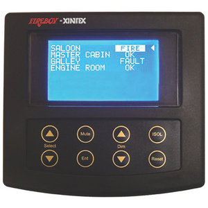 Fire Detection System Monitor