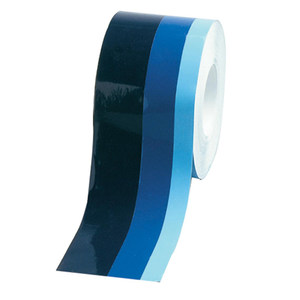 "2"" Premium Multi-Striping Tape, Blue"