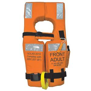 Ocean Mate Type I SOLAS Family Life Jacket Adult