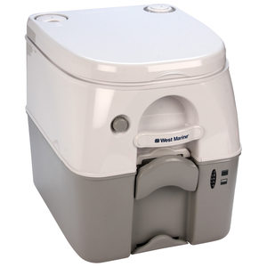 Cruiser 976 Portable/Permanent Toilet