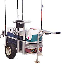 Fish-N-Mate Jr. Fishing Cart