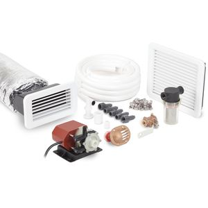6000 BTU Installation Kit for EnviroComfort Air Conditioner 115V