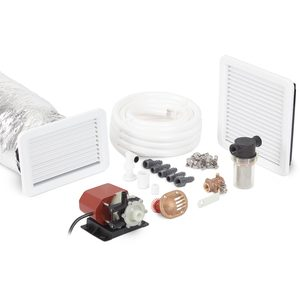 10000 BTU Installation Kit for EnviroComfort Air Conditioner 115V