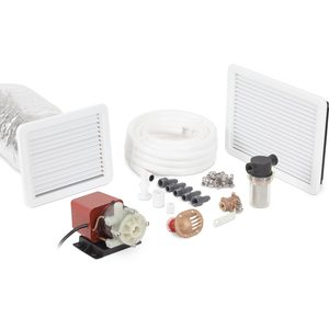 16000 BTU Installation Kit for EnviroComfort Air Conditioner 115V