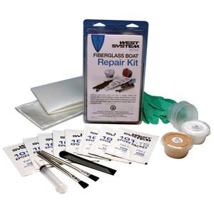 105-K Fiberglass Boat Repair Kit