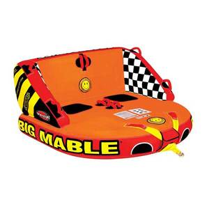 Big Mable 2-Person Towable Tube