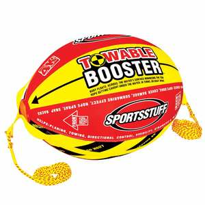 4k Booster Ball with Tow rope