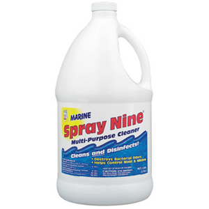 Marine Spray Nine Multi-Purpose Cleaner & Disinfectant, Gallon