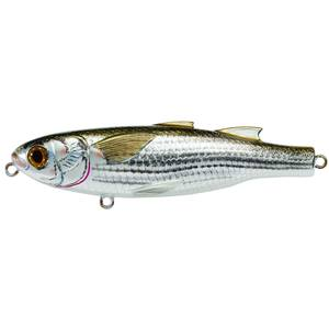 Mullet Topwater Depth Walking Bait, 4""