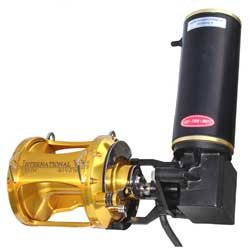 1380-GH Electric Drive for Penn International Reels