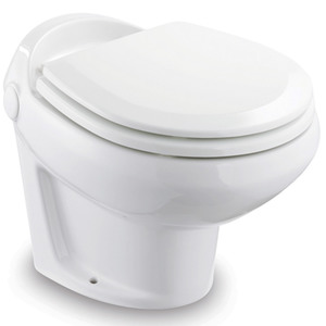 EasyFit ECO Electric Macerating Low-Profile Toilet