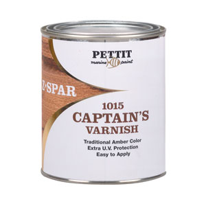 Z SPAR 1015 Captain's Varnish