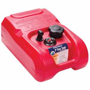3 Gallon Low Permeation Above-Deck Fuel Tank
