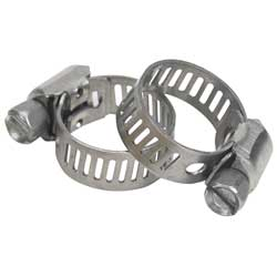 Stainless Steel Hose Clamp Kit