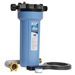 Mountable HighFlo KDF Water Filter