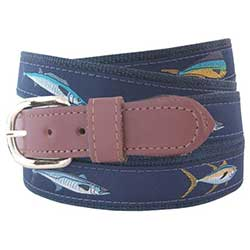 Men's Offshore Ribbon Belt