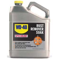 Rust Remover Soak, Gallon