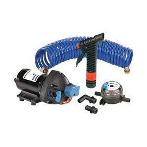 4.0 GPM Washdown Pump Kit, 12V