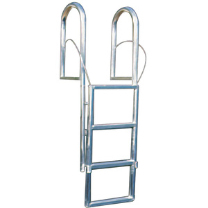 4-Rung Lift Up Dock Ladder