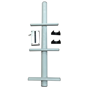 3-Step Aluminum Sport/Dive Ladder