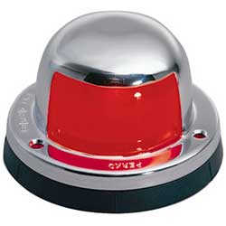 Deck Mount Port Navigation Light