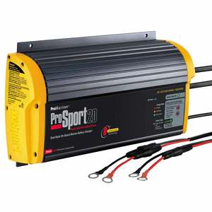 ProSport 20 Heavy-Duty Marine Battery Charger