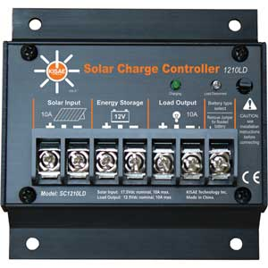 SC1210LD Solar Charge Controller