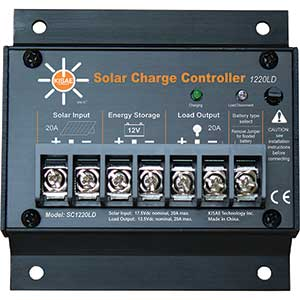 SC1220LD Solar Charge Controller