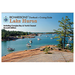 Lake Huron Chartbook & Cruising Guide, 7th Ed.