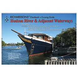 Hudson River & Adjacent Waterways Chartbook + Cruising Guide, 3rd Ed.