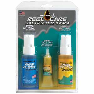 Saltwater Reel Care 3-Pack