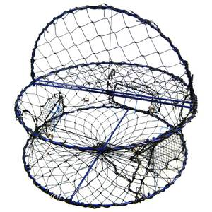 "Collapsible Crab Pot, 32"" x 12"""