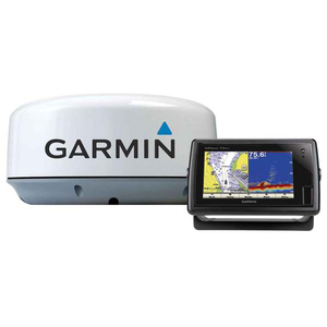 GPSMAP® 741xs Multifunction Display and GMR 18HD Radar Value Pack