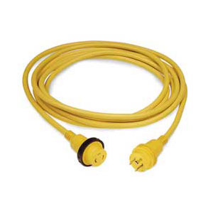 30A 125V 50' Economy Shore Power Cordset