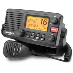 Link-8 Fixed VHF Radio/AIS Receiver