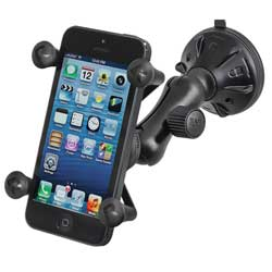 Universal  Xgrip Smartphone Suction Cup Mount