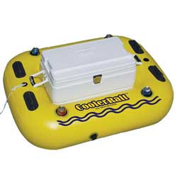 River Rough Inflatable Cooler Float