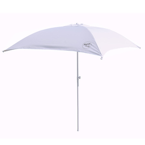 Anchor Shade III with Pole and Bag, White