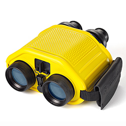 Stedi-Eye® Mariner 14 x 40 Gyro-Stabilized Binoculars with Yellow Case