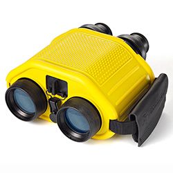 Stedi-Eye® Mariner 14 x 40 Gyro-Stabilized Binoculars with Pouch and Yellow Case